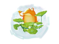 Drummer Froggy