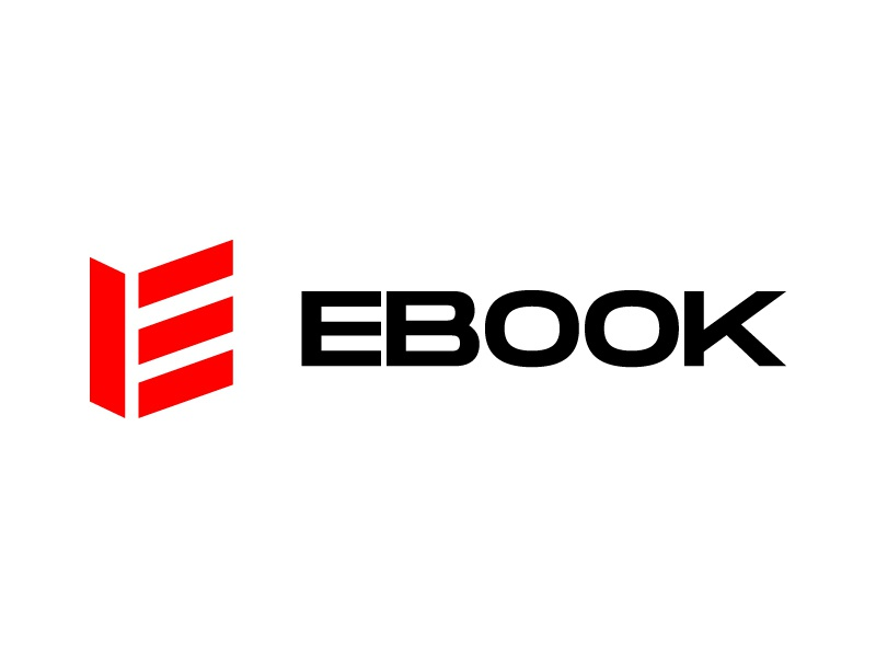Ebook Logo Concept By Peter Valo On Dribbble