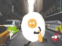 Egg Jun's day