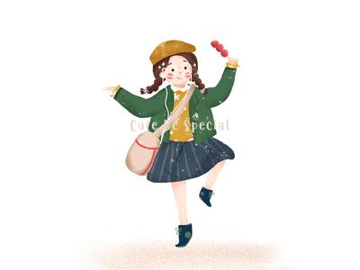 萌系女孩系列2