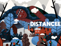 Poetry and distance