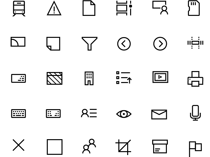 Windows 10 Iconpack by Parul Gupta on Dribbble