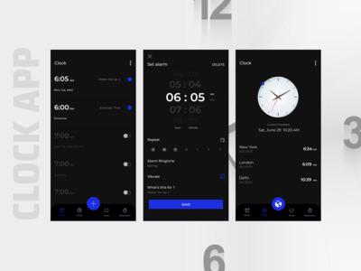 Clock App Challenge