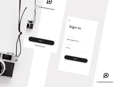 Sign-In Concept