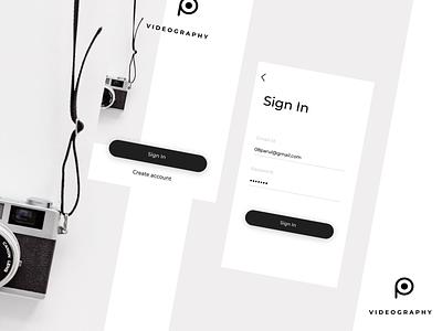 Sign-In Concept figma uiux ui design
