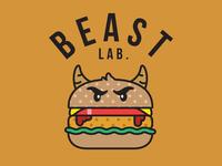 Beast Lab Burger