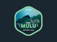 Mount Mulu, Sarawak