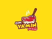Moh Yamin Steak And Resto Logo