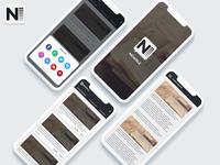 Newble Mobile Application