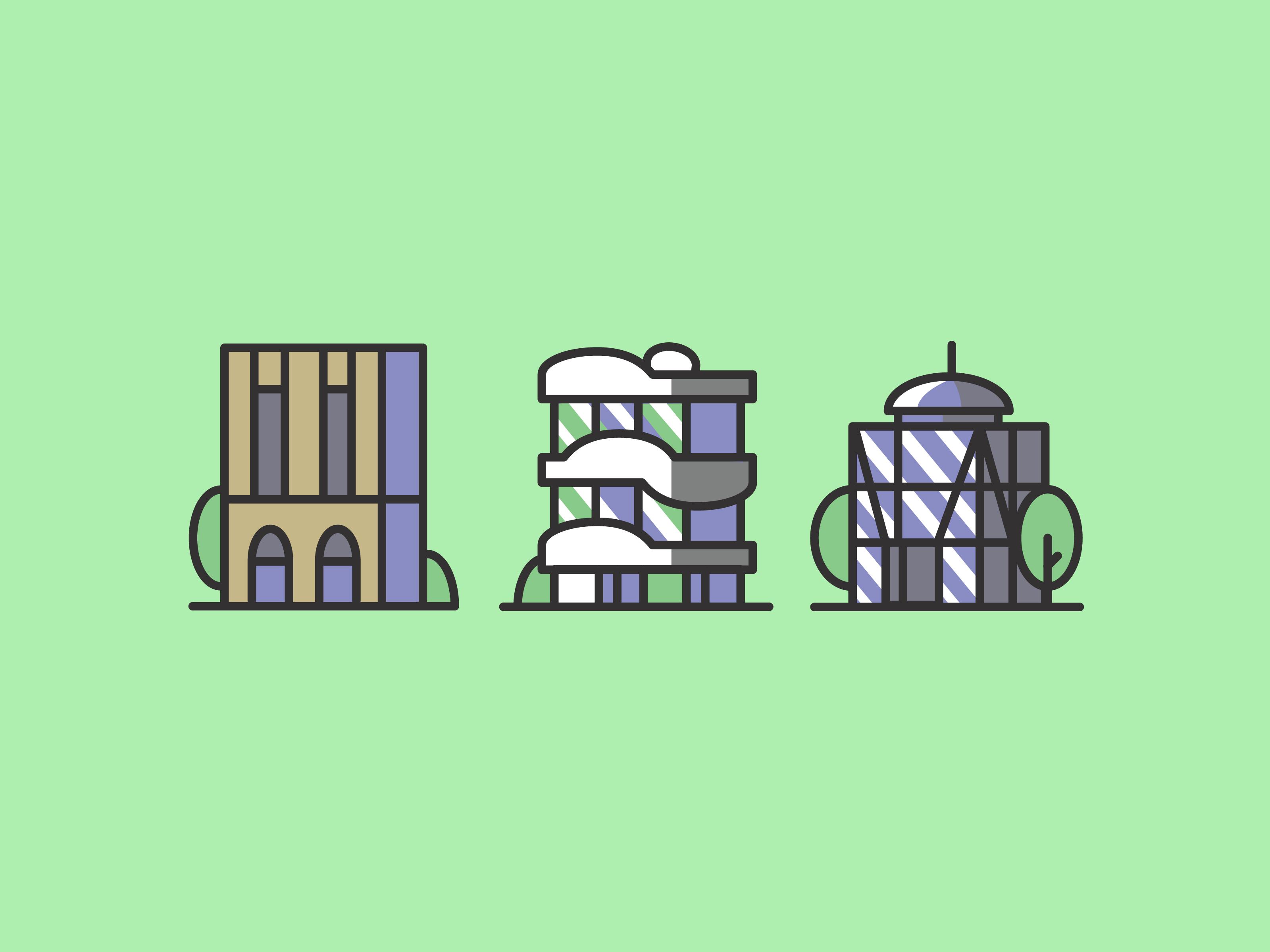 Necto icons