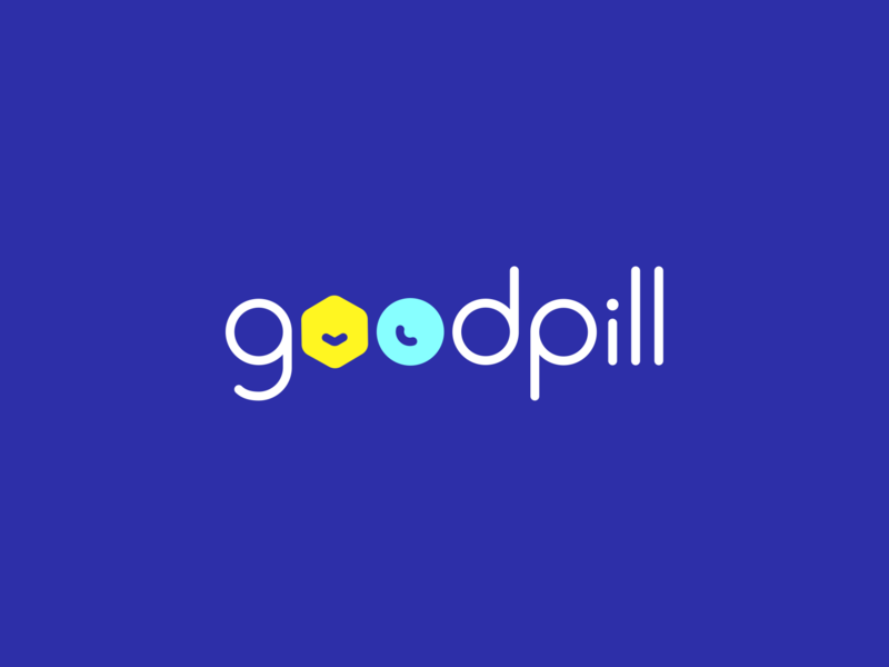 Good Pill – Visual Identity logo brand identity visual identity illustration brand design healthtech nonprofit brand