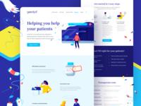 Good Pill - Web Design