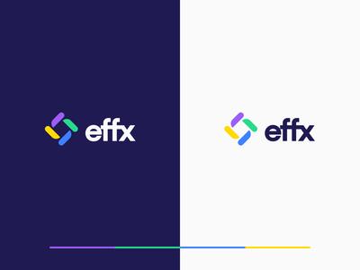 Effx Brand Identity & Website Design (1/3) typography logo design branding startup branding webdesign visual design brand identity brand design startup technology