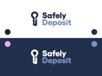 Safely Deposit Brand Identity & Website (2/2)