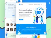 Sirum.org - Website & Brand Design (1/3)