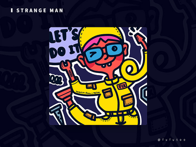 Strange 4