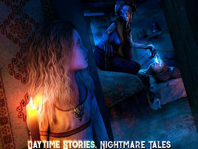 Album artwork for Attick Demons demon sleep heavy metal metal night creepy horror fantasy dark album art art album