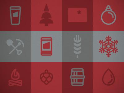 Upslope icons