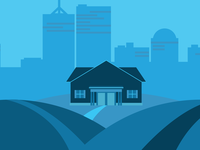 Bank Review Illustration Series | XXI