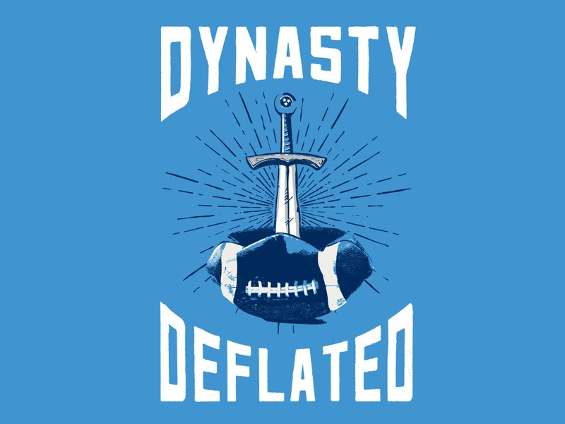 Dynasty Deflated Illustrations | Tennessee Titans