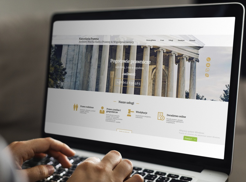Website Design branding