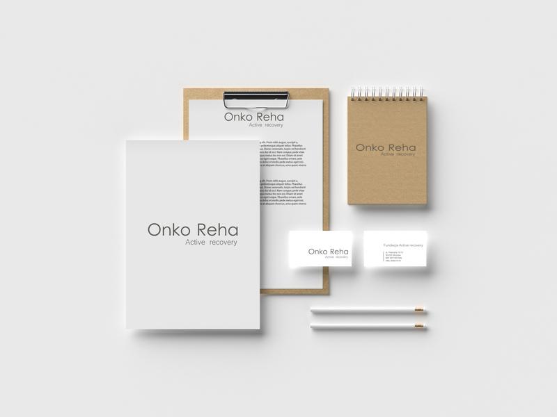 Branding stationery design branding