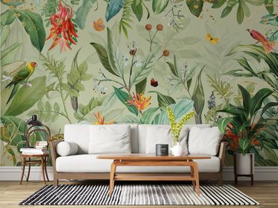 Wallpaper design wallpaper design