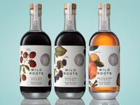 Wild Roots Packaging & Branding