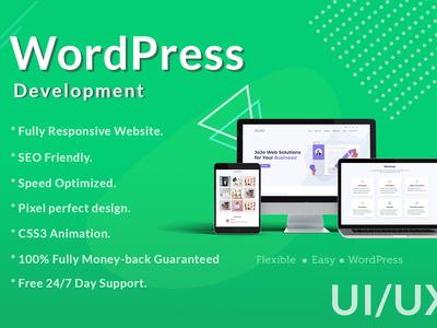 Thumbnail design for WordPress GIG on fiverr