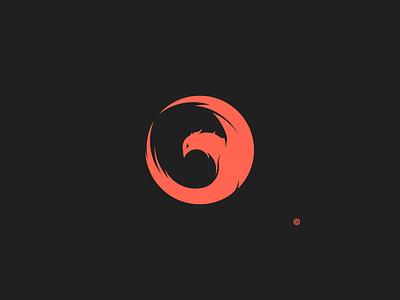 Fenix icon branding vector logo flat design