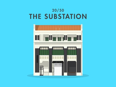 20/50: The Substation