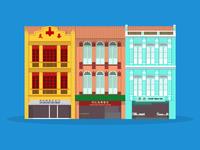 36/50: Chinatown Shophouses