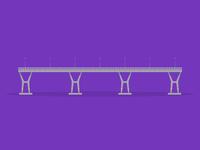 40/50: Benjamin Sheares Bridge