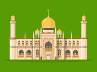 41/50: Masjid Sultan