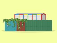 50/50: Serangoon Gardens Workers' Dormitory