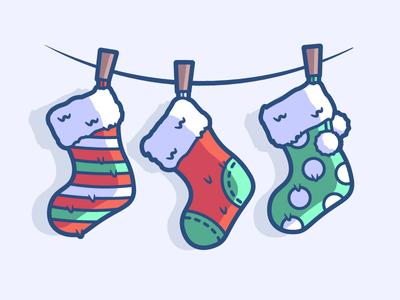 Socks 3/24 warm fluffy gift surprise wool cotton noel xmas christmas socks