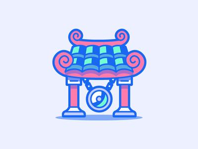 Temple - Japan life