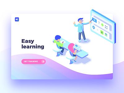 Wordpress training students study interface ui web wordpress learn learning teacher class classroom training