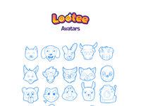 Lootee avatars 3