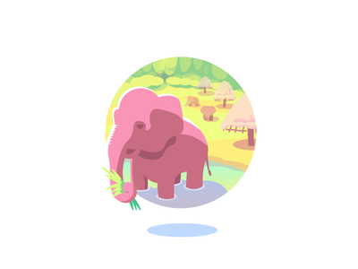 Elephant Nature Park, quest badge