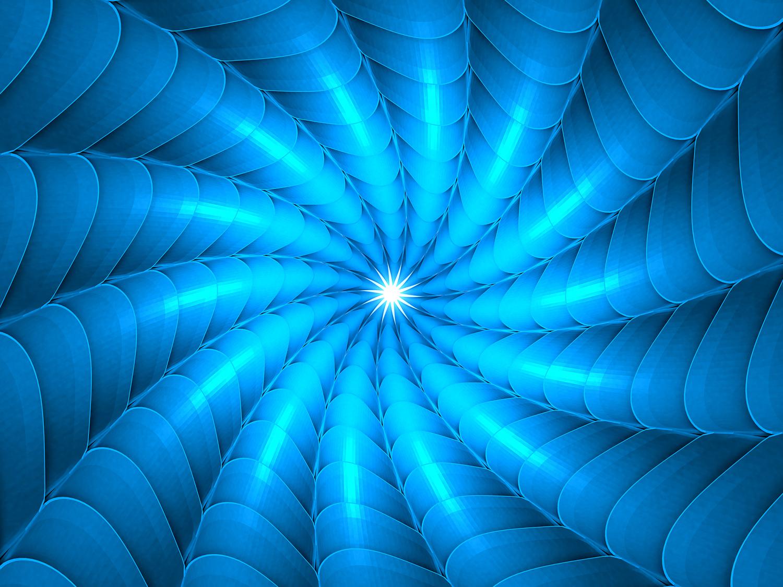 Beautiful Blue Vortex By Jeffrey Canfield On Dribbble