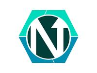 Newwup Logo N + Arrow + 3D