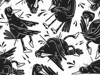 """Murder of crows"""
