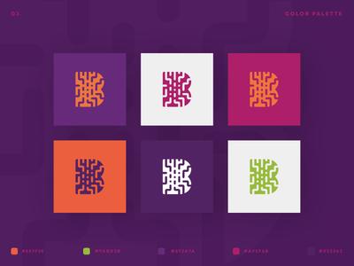 Bitcrowd Logo Colors