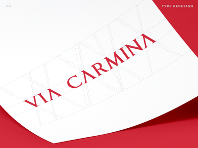 Via Carmina Type Design