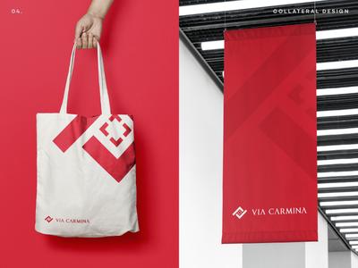Via Carmina Collateral Design
