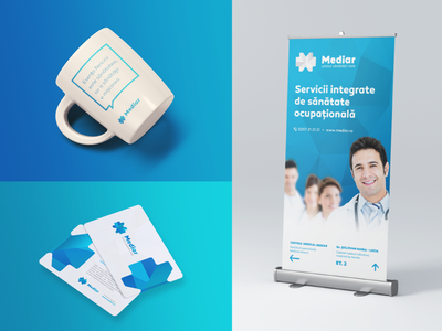 Mediar Marketing Collateral