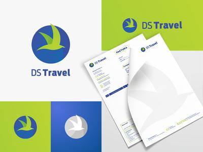 Ds Travel Logo Exploration