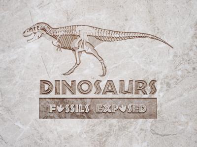 Dinosaur Museum Logo