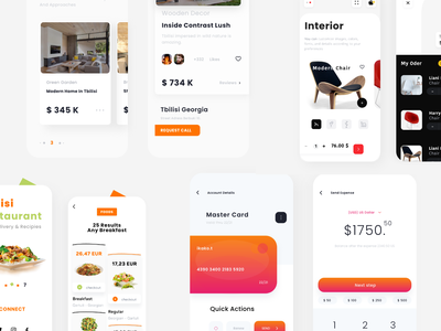 Mobile Design Collection it clean interaction design ios app design android app design android ios inspiration mobile design mobile app talavadze ux design ui